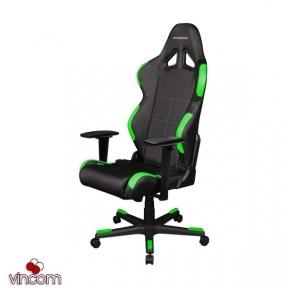 Кресло геймерское DXRacer Racing OH/RW99/NE Black/Green