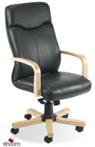 Кресло Новый Стиль RAPSODY extra (Кожа Люкс LE)