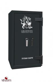 Сейф огне-взломостойкий GRIFFON CL II.90.K
