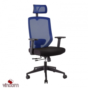 Кресло офисное Office4You JOY black-blue