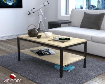 loft design Стол журнальный Loft Desing L-1 L-1 Рустер st-24950