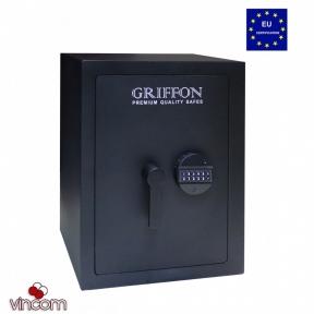 Сейф взломостойкий Griffon CLE I.55.ET BLACK