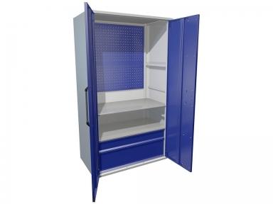 Шкаф инструментальный ПРАКТИК HARD 2000-062011