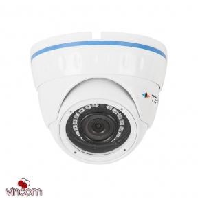 Видеокамера AHD купольная Tecsar AHDD-30V2M-out