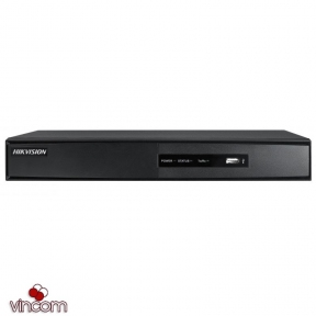 Видеорегистратор Hikvision DS-7204HQHI-F1/N (4 аудио)