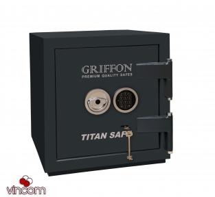 Сейф огне-взломостойкий Griffon CL II.50.K.E