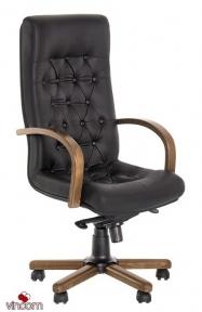Кресло Новый Стиль FIDEL LUX extra (Кожа Люкс LE)