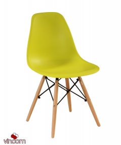 Стул Vetro Eams chair М-05 лайм