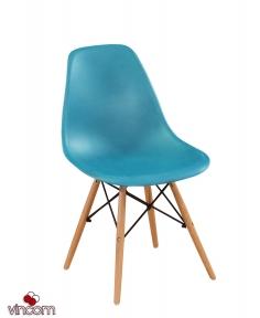 Стул Vetro Eams chair М-05 синий