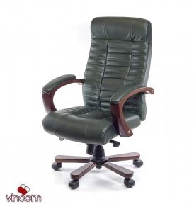 Кресло Аклас Атлант EX MB зелёный