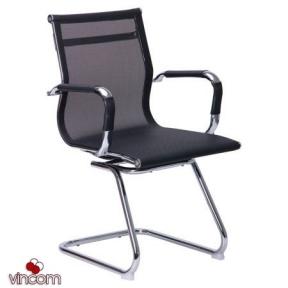 Кресло AMF Slim Net CF (XH-633C) черный