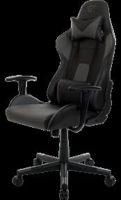 Кресло геймерское GT Racer X-2317 Black/Dark Gray