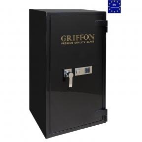 Сейф огне-взломостойкий GRIFFON CLE III.125.E COMBI GLOSS BLACK