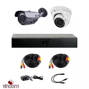 Комплект AHD видеонаблюдения CoVi Security HVK-2005 AHD PRO KIT
