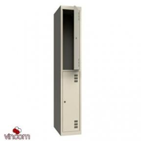 Шкаф гардеробный Арго-металл МСК 2942-400