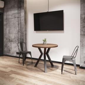Стол обеденный Metall-desing СВЕН-3