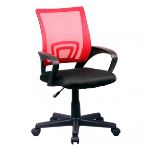 Кресло офисное Goodwin CairoN black/red