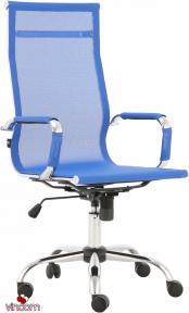 Кресло GT Racer X-2816B Mesh Blue