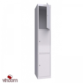 Шкаф гардеробный Арго-металл МСК 2963-400