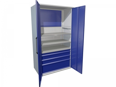 Шкаф инструментальный ПРАКТИК HARD 2000-033013