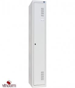 Шкаф одежный металлический ШОМ-400/1