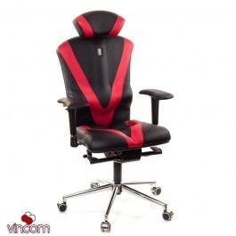 Кресло Kulik System Victory черный+красный (ID 0801)