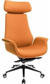 Кресло офисное GT RACER X-L18 FABRIC ORANGE