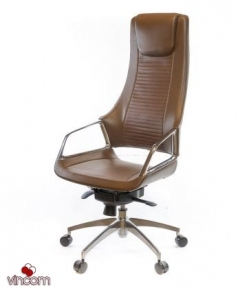 Кресло Аклас Бристон AL MB коричневый