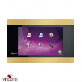 Комплект видеодомофона Mayers  M-75SD Touch Gold + D-200