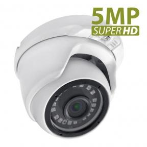 Камера AHD Partizan CDM-233H-IR SuperHD 1.0 Metal 5.0MP