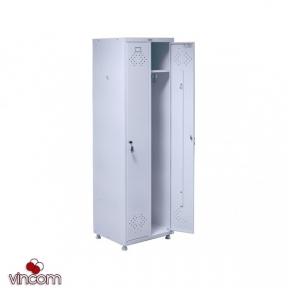 Шкаф медицинский гардеробный Практик MD 21-50