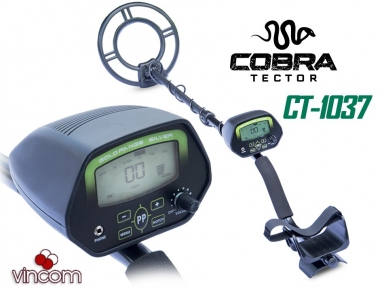 Металлоискатель Cobra tector CT-1037