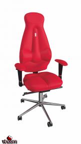 Кресло Kulik System Galaxy красный (ID 1104)
