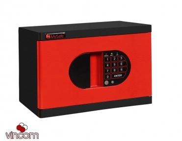 Сейф мебельный Паритет-К MS.17.E RED