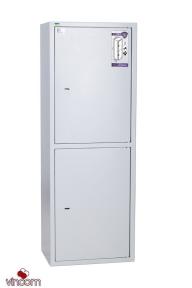 Шкаф-сейф Ferocon  БЛ-127К2.Т1.П2.7035