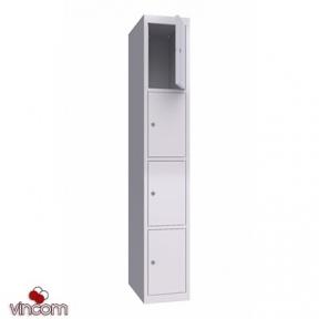 Шкаф гардеробный Арго-металл МСК 2944-400