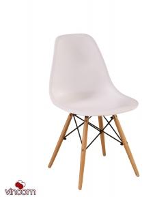 Стул Vetro Eams chair М-05 белый