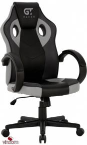 Кресло геймерское GT Racer X-2752 BLACK/GRAY
