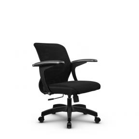 Кресло офисное Metta SU-M-4 черный