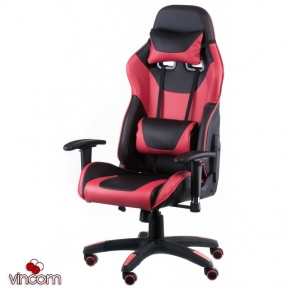 Кресло Special4You ExtremeRace black/red