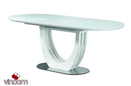 Стол обеденный Vetro TML-760 белый