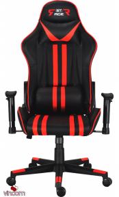 Кресло геймерское GT Racer X-2504-M Black/Red