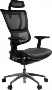 Кресло эргономичное COMFORT SEATING MIRUS-IOO черное