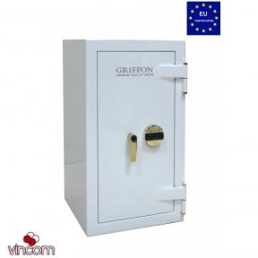 Сейф огне-взломостойкий Griffon CLE II.90.E WHITE GOLD