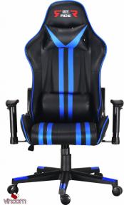 Кресло геймерское GT Racer X-2504-M Black/Blue