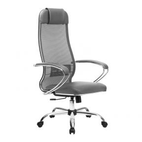 Кресло офисное Metta комплект 5.1 light gray