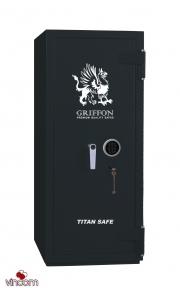 Сейф огне-взломостойкий Griffon CL III.120.K.E