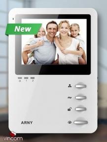 Видеодомофон Arny AVD-410M White