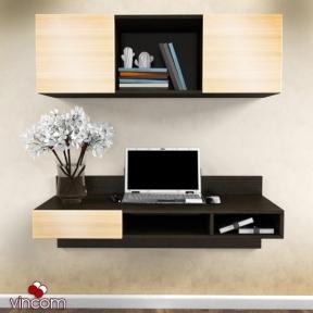 Навесной компьютерный стол Comfy-Home AirTable X1 Kit