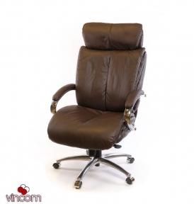 Кресло Аклас Аризона Soft  CH MB коричневый
